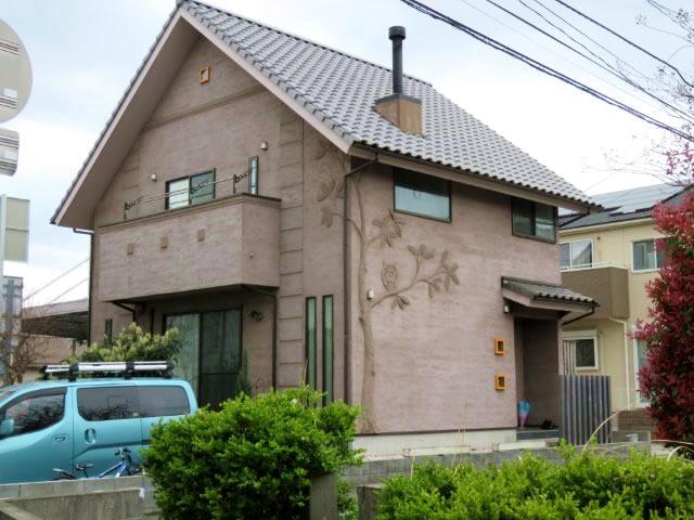 千葉県八千代市の洋瓦葺き(新築)