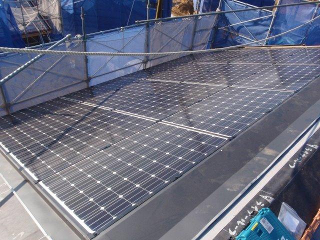 千葉県-香取郡の新築・太陽光発電